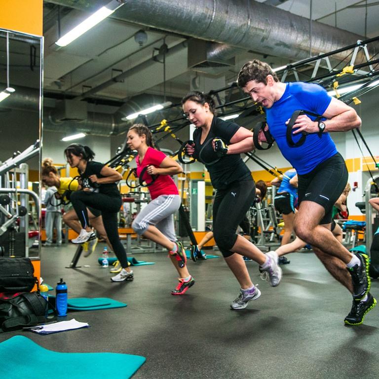 Студия многофункц тренинга